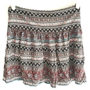 Hollister Skirts - 3 For $15 Hollister Boho Mini Skirt
